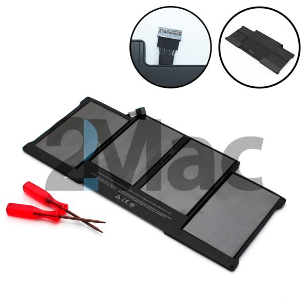 Батарея / Аккумулятор A1377 A1405 A1496 для Macbook Air 13″ A1369 A1466