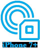 Замена датчиков освещения и приближения iPhone 7 Plus