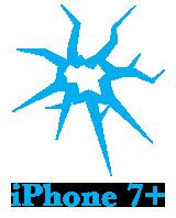Замена стекла-тачскрина iPhone 7 Plus
