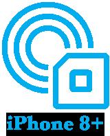 Замена датчиков освещения и приближения iPhone 8 Plus