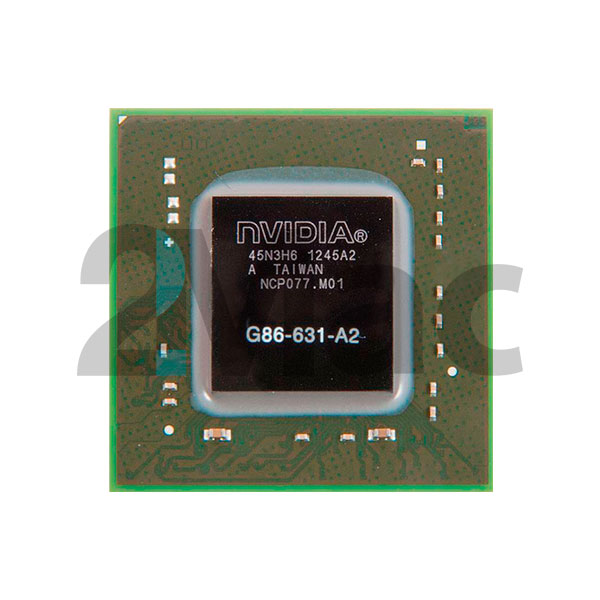 G86-631-A2 видеочип nVidia GeForce 8400M GS