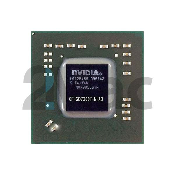 GF-GO7300T-B-N-A3 видеочип nVidia GeForce Go7300