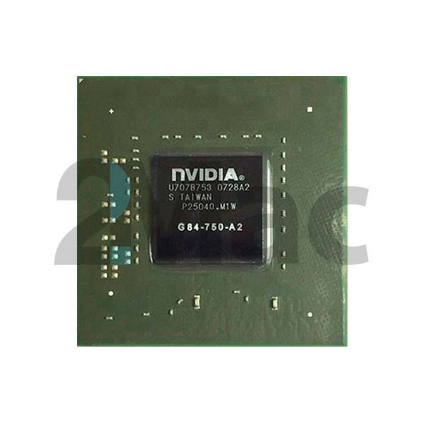 G86-750-A2 видеочип nVidia GeForce 8400M GS