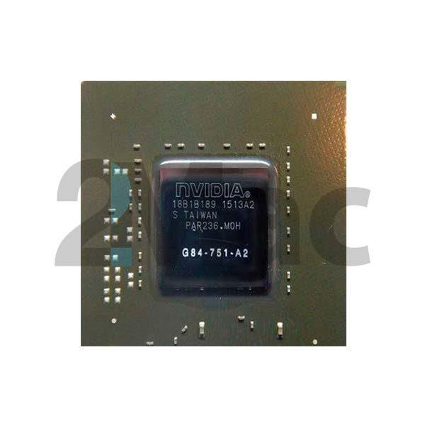 G84-751-A2 видеочип nVidia GeForce 8700M GT