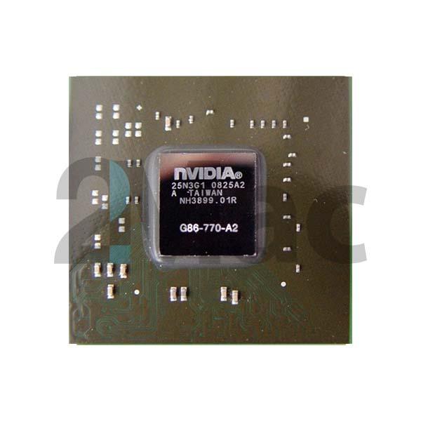 G86-770-A2 G84M Chipset BGA видеочип nVidia GeForce 8600M GS