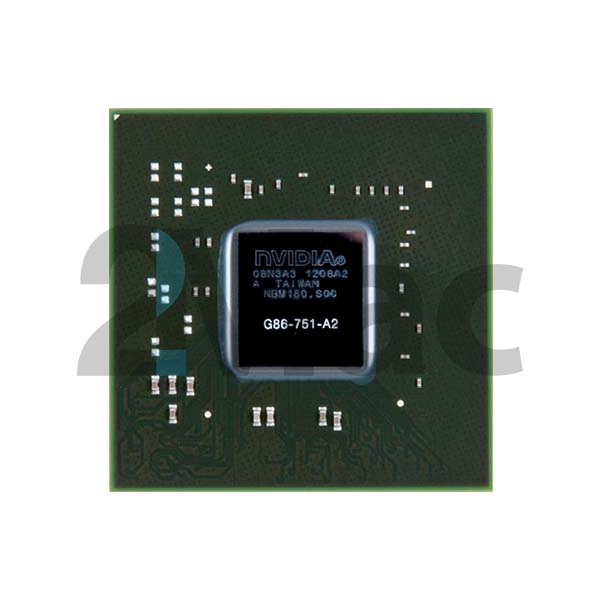 G86-751-A2 видеочип nVidia GeForce 8600M GS