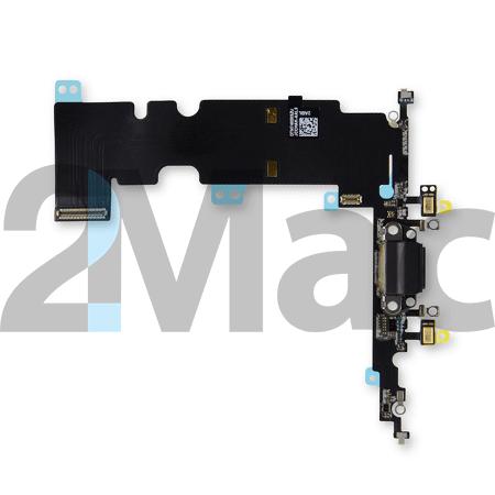 Шлейф c портом зарядки (синхронизации) и нижними микрофонами для iPhone 8 Plus
