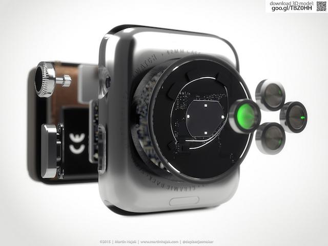Пульсомер на Apple Watch