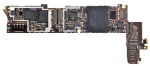 Ремонт динамиков на iPhone 4