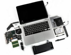 Топ 5 самых распространенных поломок Macbook
