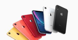 Бестселлер от Apple. IPhone XR популярнее, чем X и 8 Plus вместе взятые