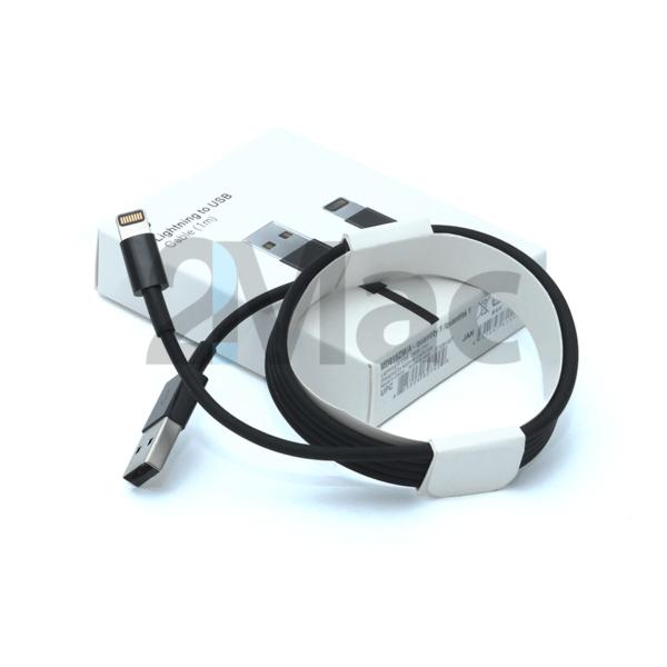 Черный лайтнинг для apple iphone / ipad / applewatch