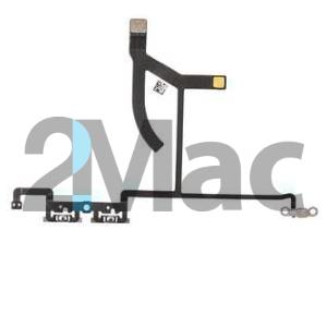 Шлейф кнопки включения/блокировки, громкости, микрофона и вспышки для iPhone XS Max