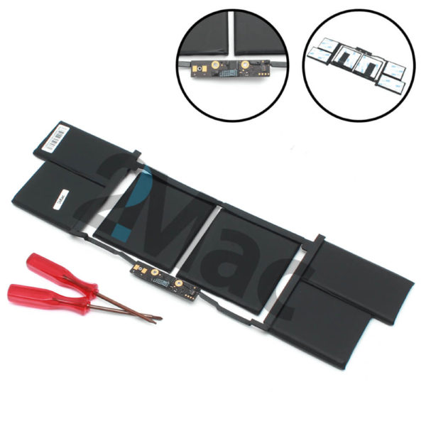 Батарея / Аккумулятор А1953 для MacBook Pro Retina 15″ A1990 2018-2019гг