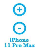 Замена кнопки управления громкостью iPhone 11 Pro Max