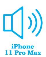 Замена полифонического (нижнего) динамика iPhone 11 Pro Max