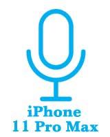 Замена микрофона iPhone 11 Pro Max