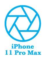 Замена задней (основной) камеры iPhone 11 Pro Max