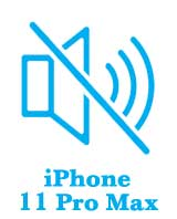 Замена вибромотора iPhone 11 Pro Max