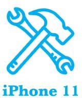 Замена стекла задней крышки (корпуса) iPhone 11