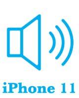 Замена полифонического (нижнего) динамика iPhone 11