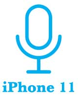Замена микрофона iPhone 11