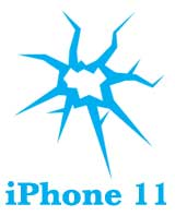 Замена сенсорного стекла (тачскрин) iPhone 11