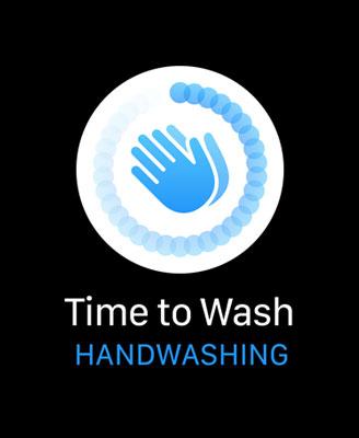 Уведомление о мытье рук watchOS 7