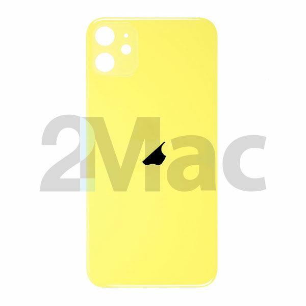 Заднее стекло для iPhone 11 Yellow