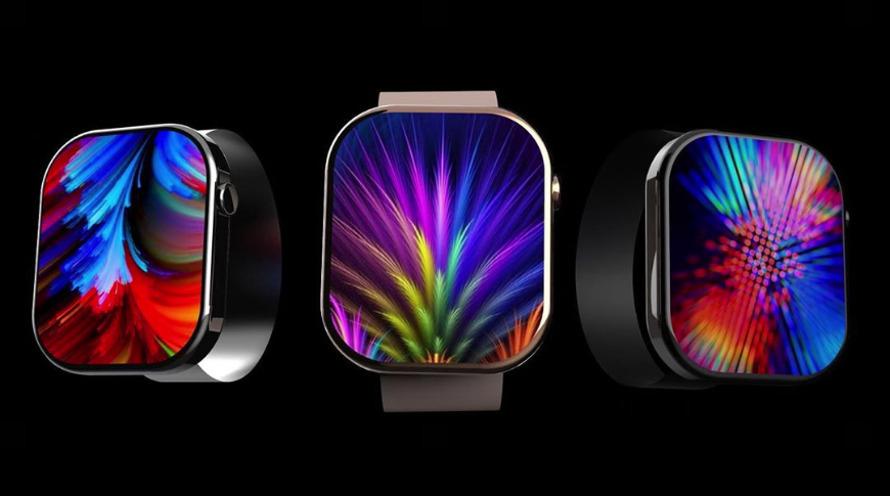 Внешний вид Apple Watch 6